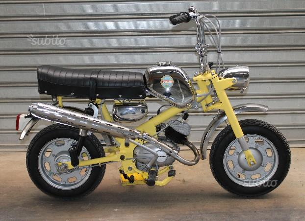Benelli Minibike 50 4 marce