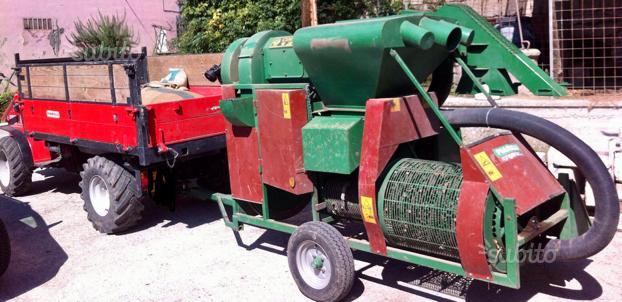 Macchina agricola Antonio Carraro 4300