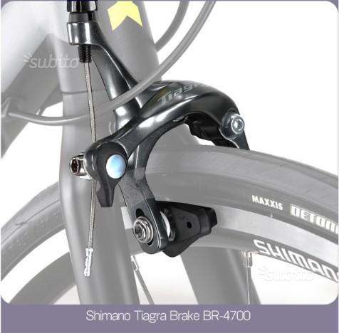 NUOVI 2x Freni Shimano Tiagra BR-4700 Caliper