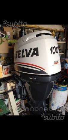 Selva 100cv 4 tempi 2005