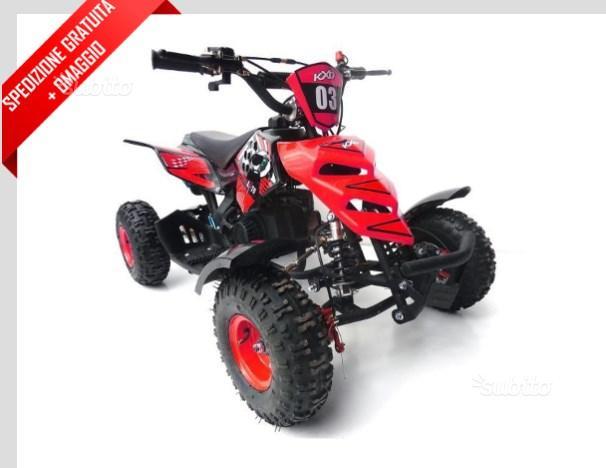 Mini quad FOX 4 POLLICI