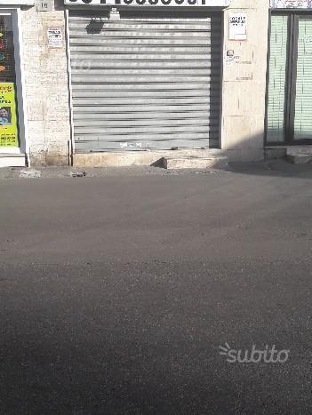 Negozio Napoli Fuorigrotta Zona centrale