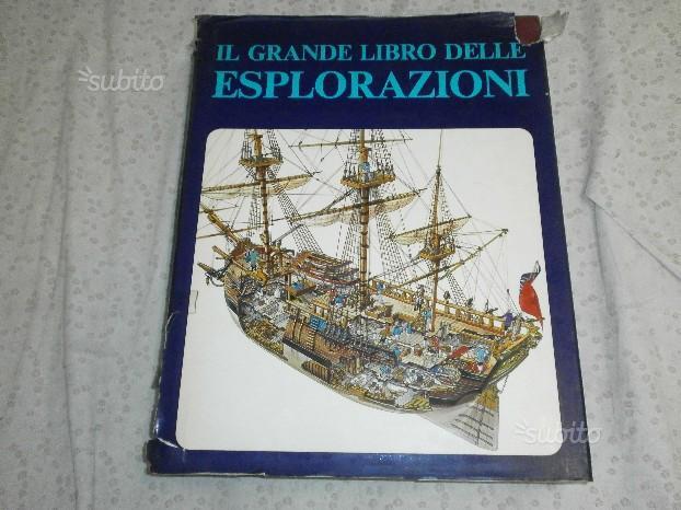 Il grande libro delle esplorazioni