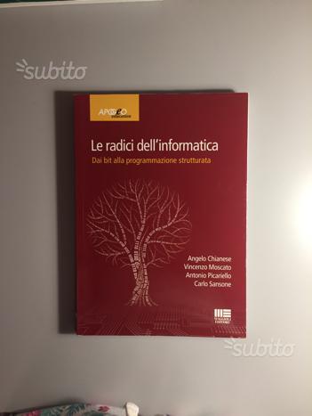 Libro RADICI DELL'INFORMATICA