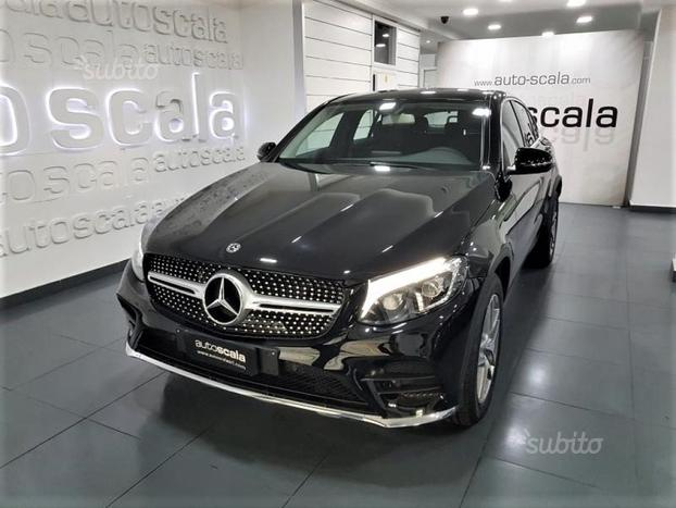 MERCEDES-BENZ GLC 220 d 4Matic 9 G-Tronic Coupé