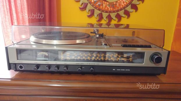 Giradischi amplificato philips 982 home stereo