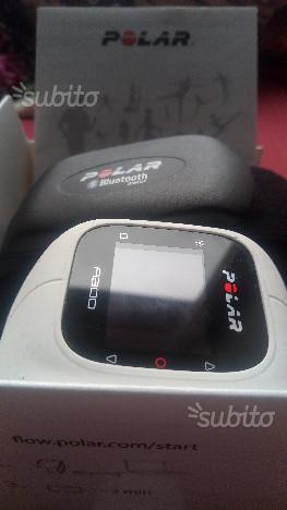 Cardiofrequenzimetro polar a300 completo