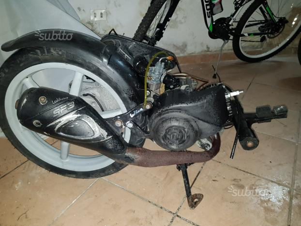 Motore liberty 2t