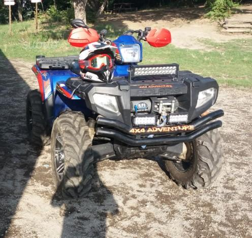 Quad polaris sportsman 500