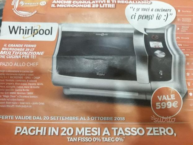 Forno WHIRLPOOL