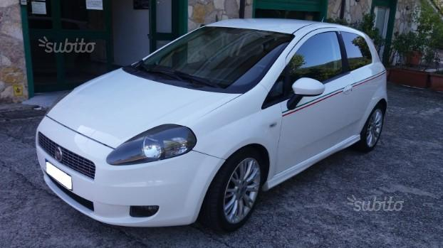 FIAT Grande Punto 1.3 MJT 90cv SPORT - CERCHI 17