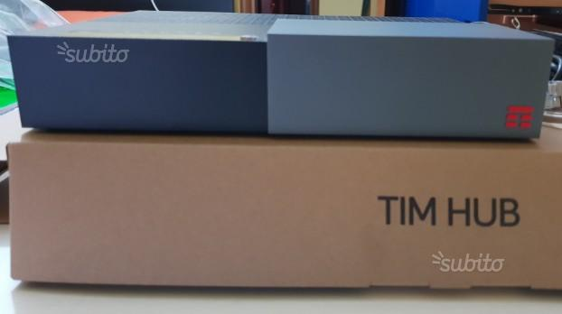 Modem fibra TIm Smart Hub