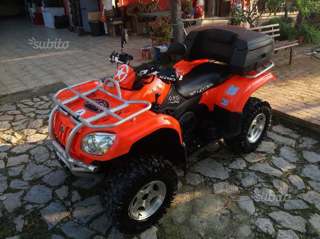 WT Motors Altro modello - 2008