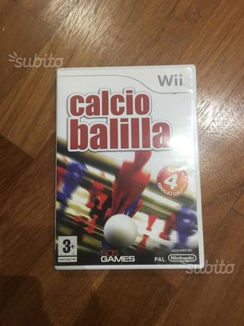 Calcio Balilla per Wii