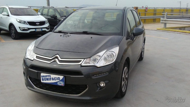 CITROEN C3 1.4 HDi 70cv seduction