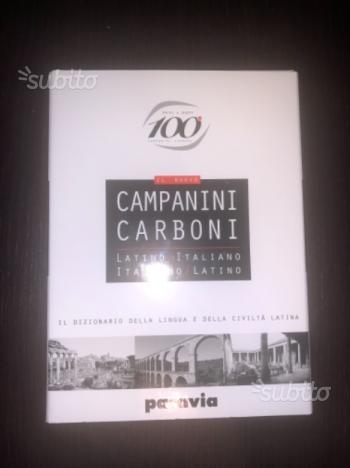 Dizionario latino 'Campanini Carboni'