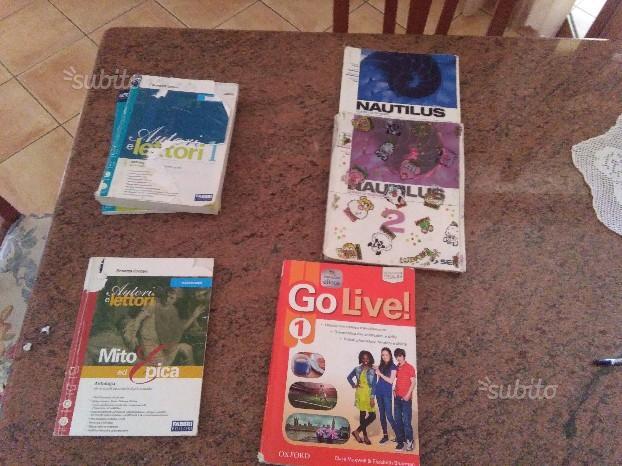 Libri scuole medie