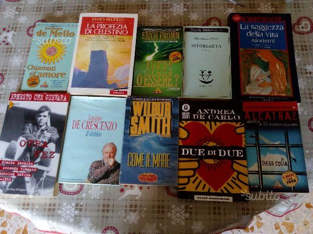 Libri nuovi da lettura