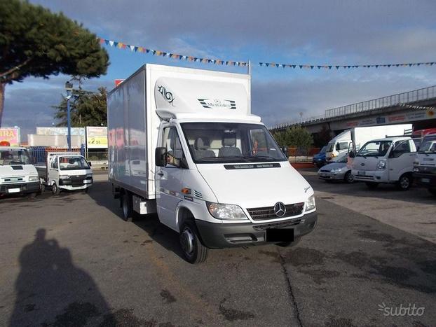 Mercedes-benz sprinter 413 cdi furgone mt 3.67