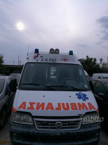 Ambulanza diesel
