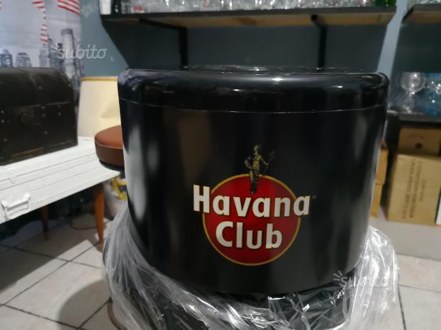 Portaghiaccio e bicchieri Havana