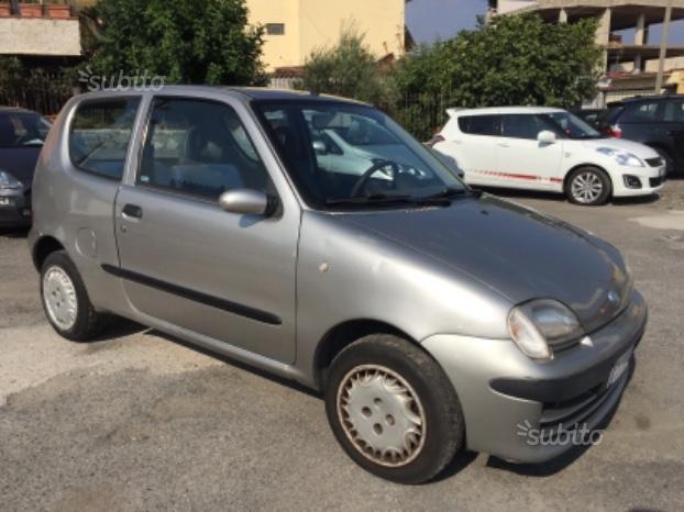 FIAT 600 1.1 bz 60 cv - 2001