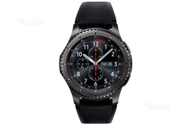 Smartwatch Samsung Galaxy Gear S3 Frontier SM R760