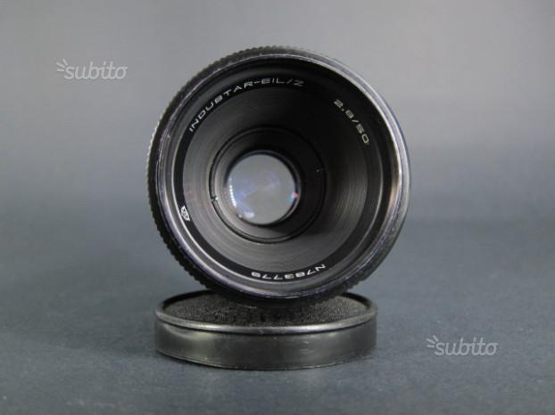 Macro Industar 61 L/Z 50mm f2.8