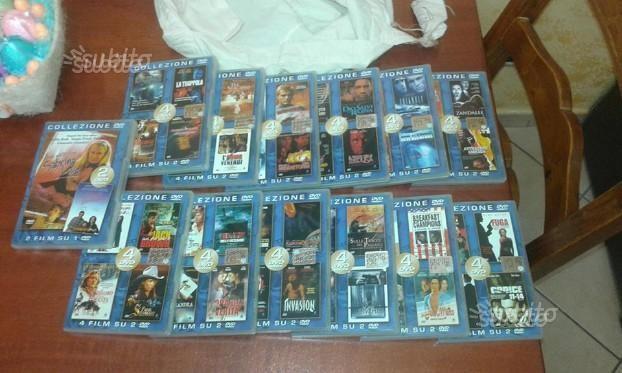 Dvd collezione film
