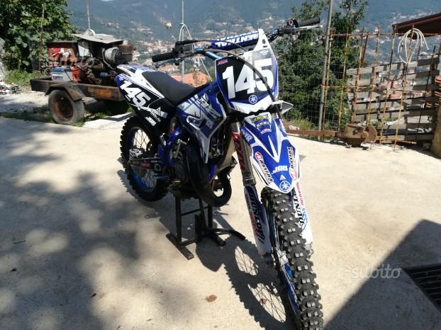Yamaha YS 125 - 2014