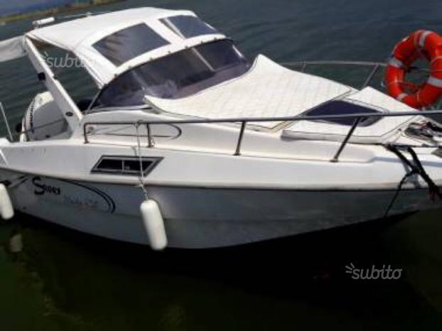 Saver manta barca 6,20 cabina