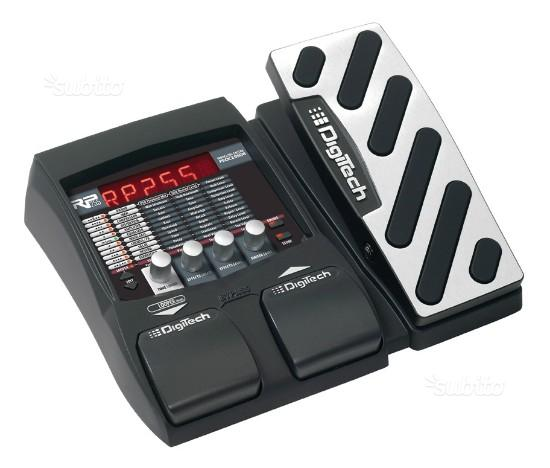 Digitech RP255 Usb con scheda audio
