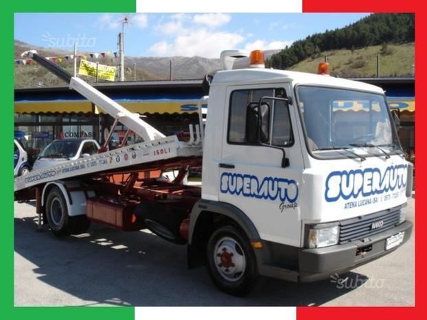 IVECO LKW/TRUCKS CARROATTREZZI ISOLI-BRACCIO LUN