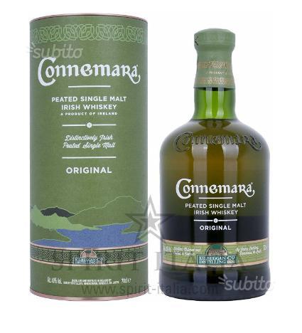Connemara Irish Peated Malt GB 40,00 % 0.7 l