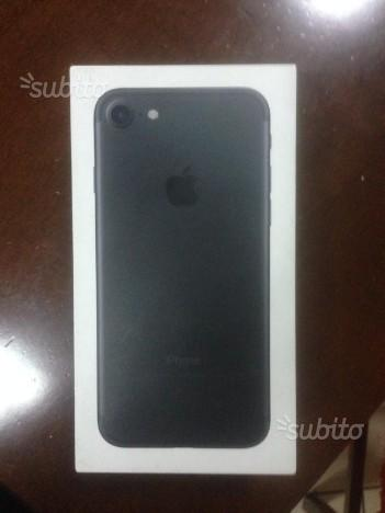 Iphone 7 128 gb nero