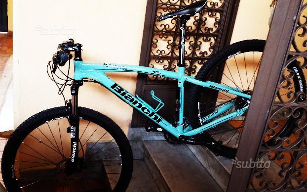 Bicicletta Bianchi MTB 29 XR SPEDIZIONE GRATIS