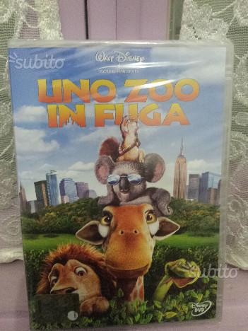 Disney Uno Zoo In Fuga