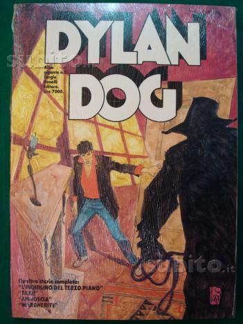 Dylan dog albo gigante n.2