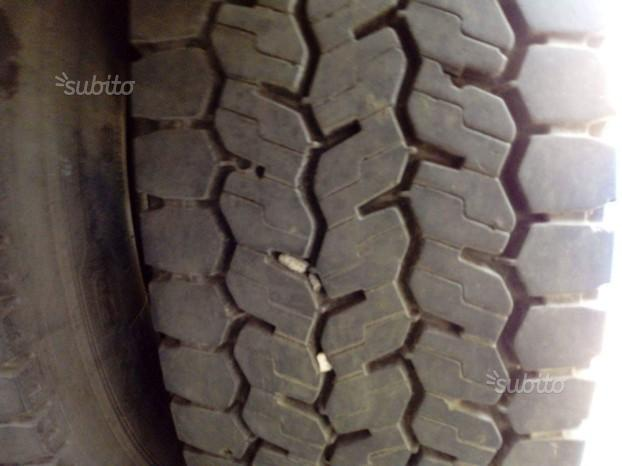 Iveco eurocargo 6 gomme
