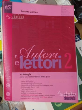 Autori e lettori - vol.2 - r. zordan 9788891502636