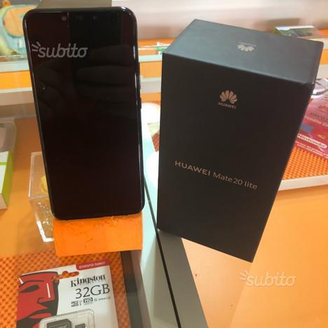 Huawei mate 20 lite garanzia italia 2 anni