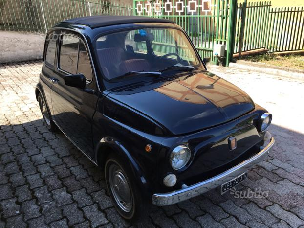 Fiat 500 f epoca