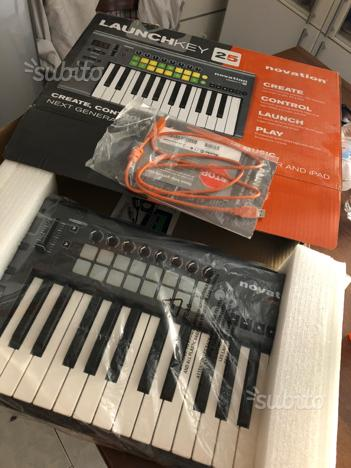 Novation LaunchKey Controller Tastiera USB