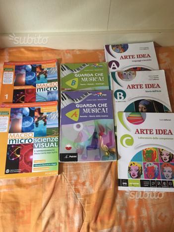 Libri scuola media 1