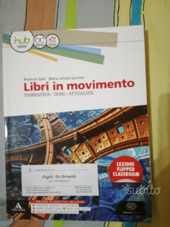 Libri in movimento narrativa-temi-attualità