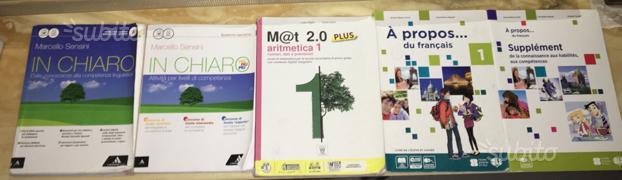 Libri scuole medie inferiori