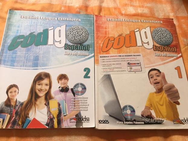 Libri scuola media Spagnolo