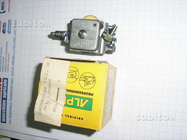Carburatore castor alpina 700 / 800 orig. 4253040