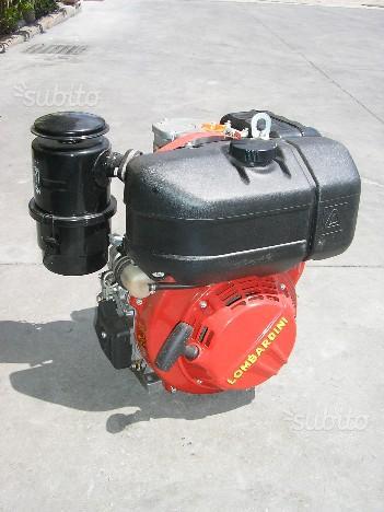 Motore lombardini 15 ld 225 diesel