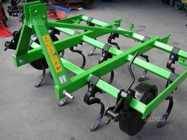 Coltivatore a Molle 210 Cm